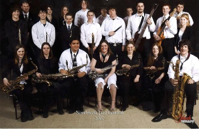 2007 Kelly Walsh Jazz Ensemble 1