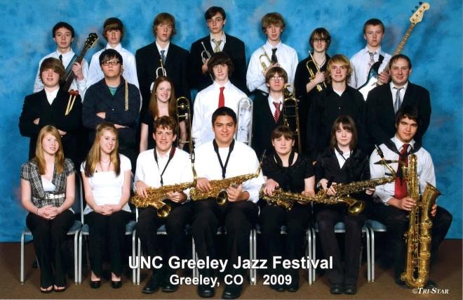 2009 Kelly Walsh Jazz Ensemble 1