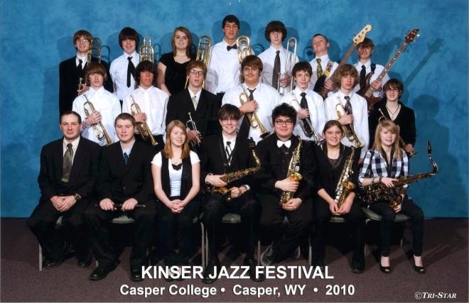 2010 Kelly Walsh Jazz Ensemble 1