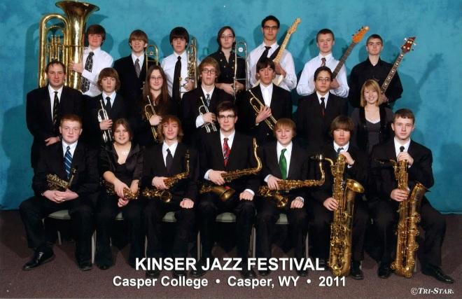 2011 Kelly Walsh Jazz Ensemble 1