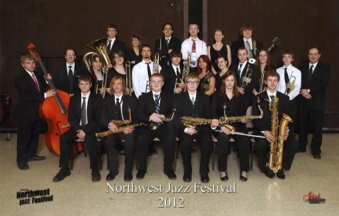 2012 Kelly Walsh Jazz Ensemble 1