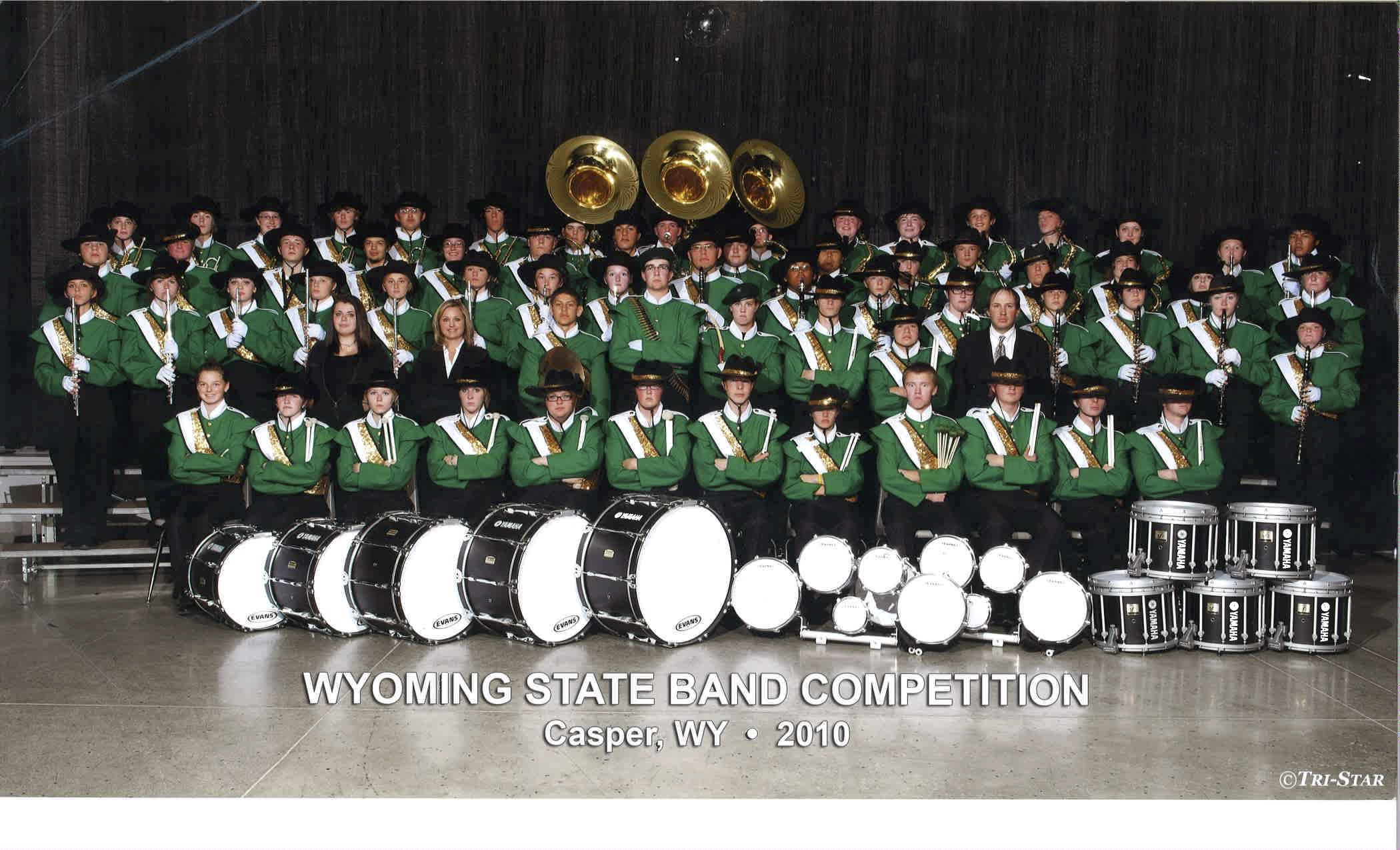 KW Marching Band 2010
