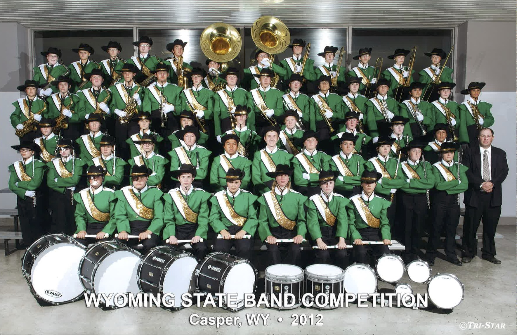 KW Marching Band 2012