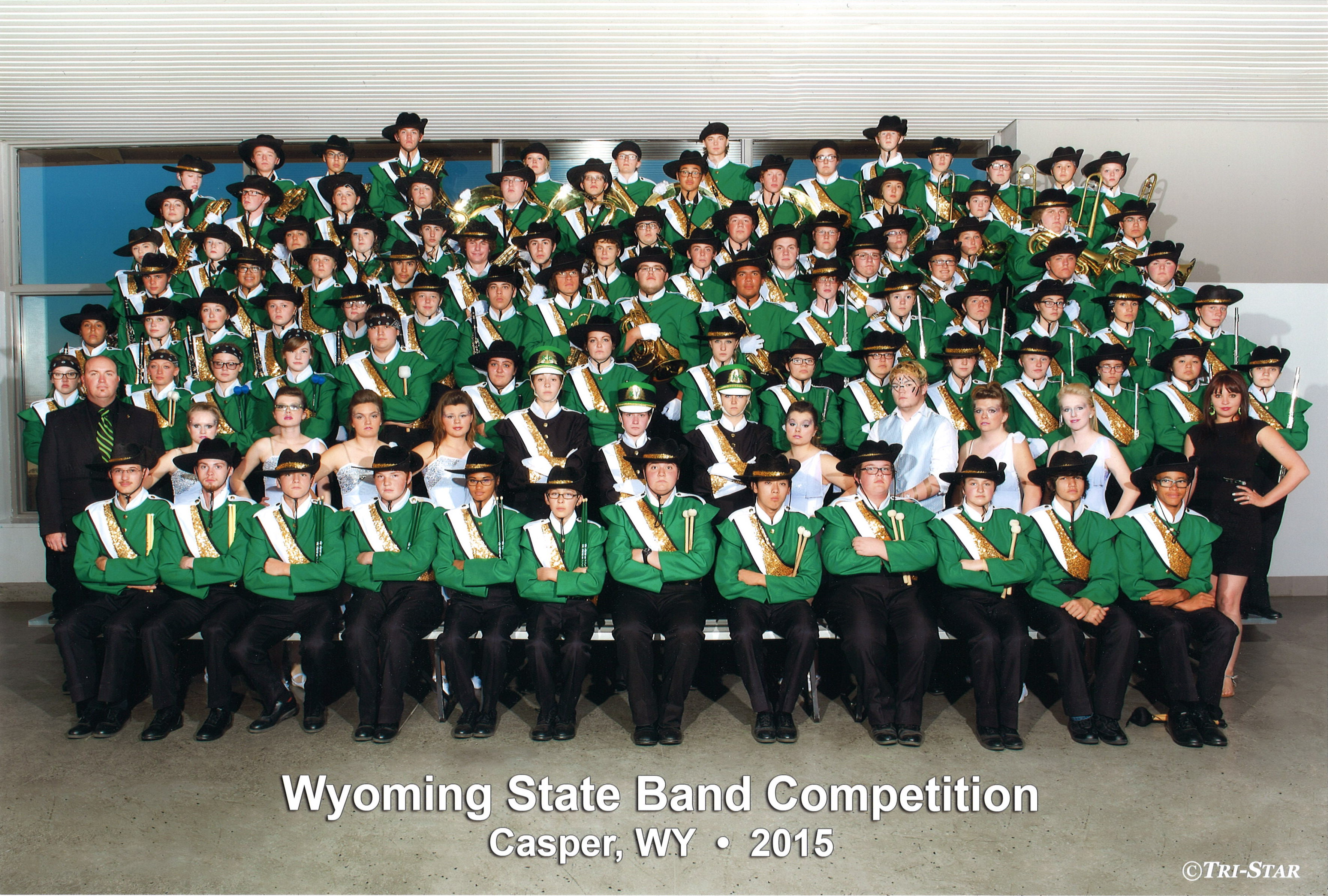 KW Marching Band 2016