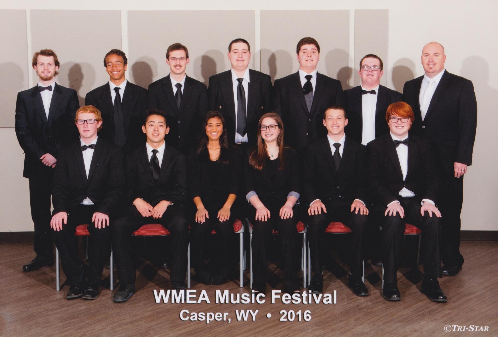 KW Pecussion Ensemble 2016