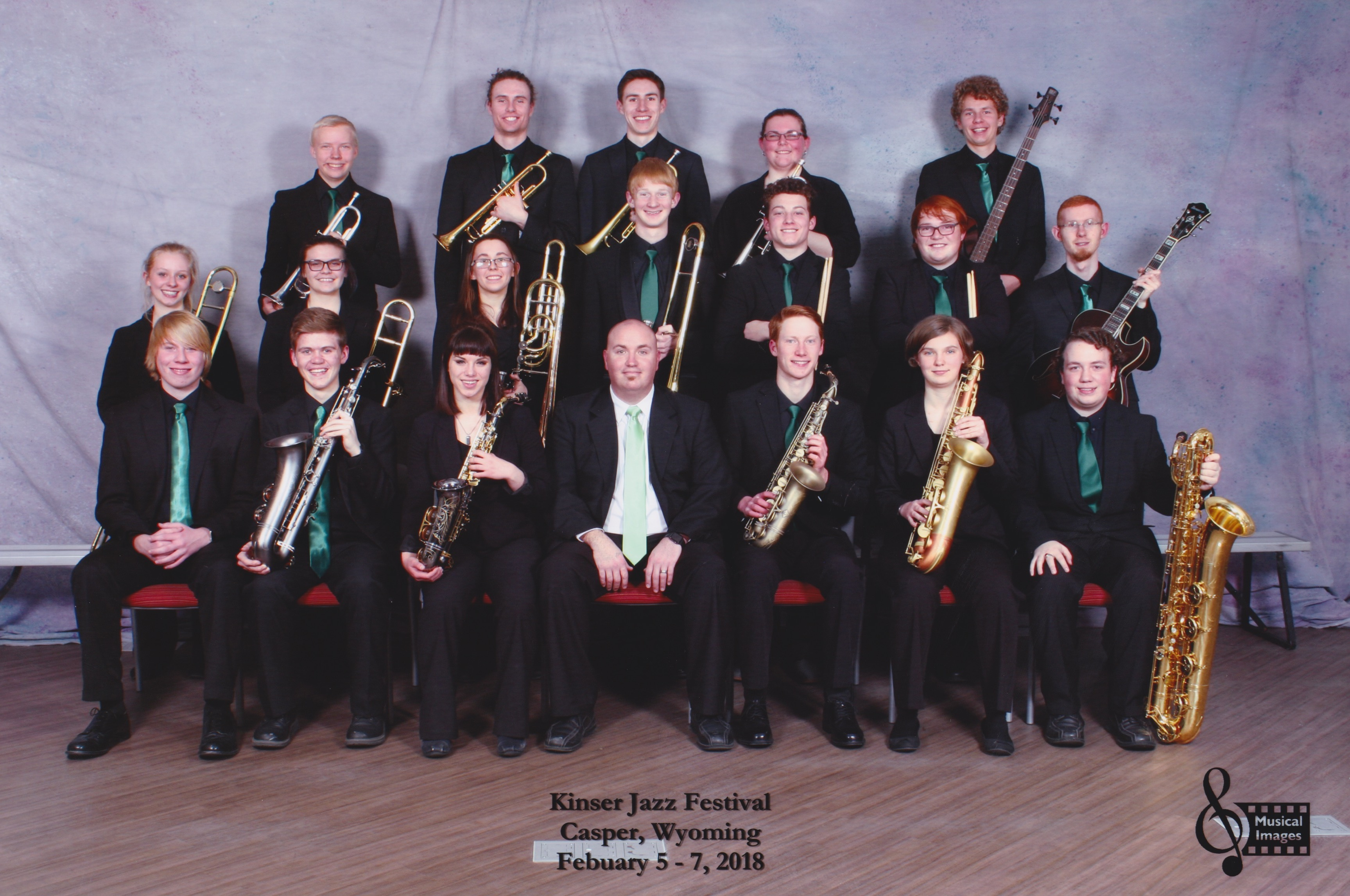 KW Jazz Band 1 2018