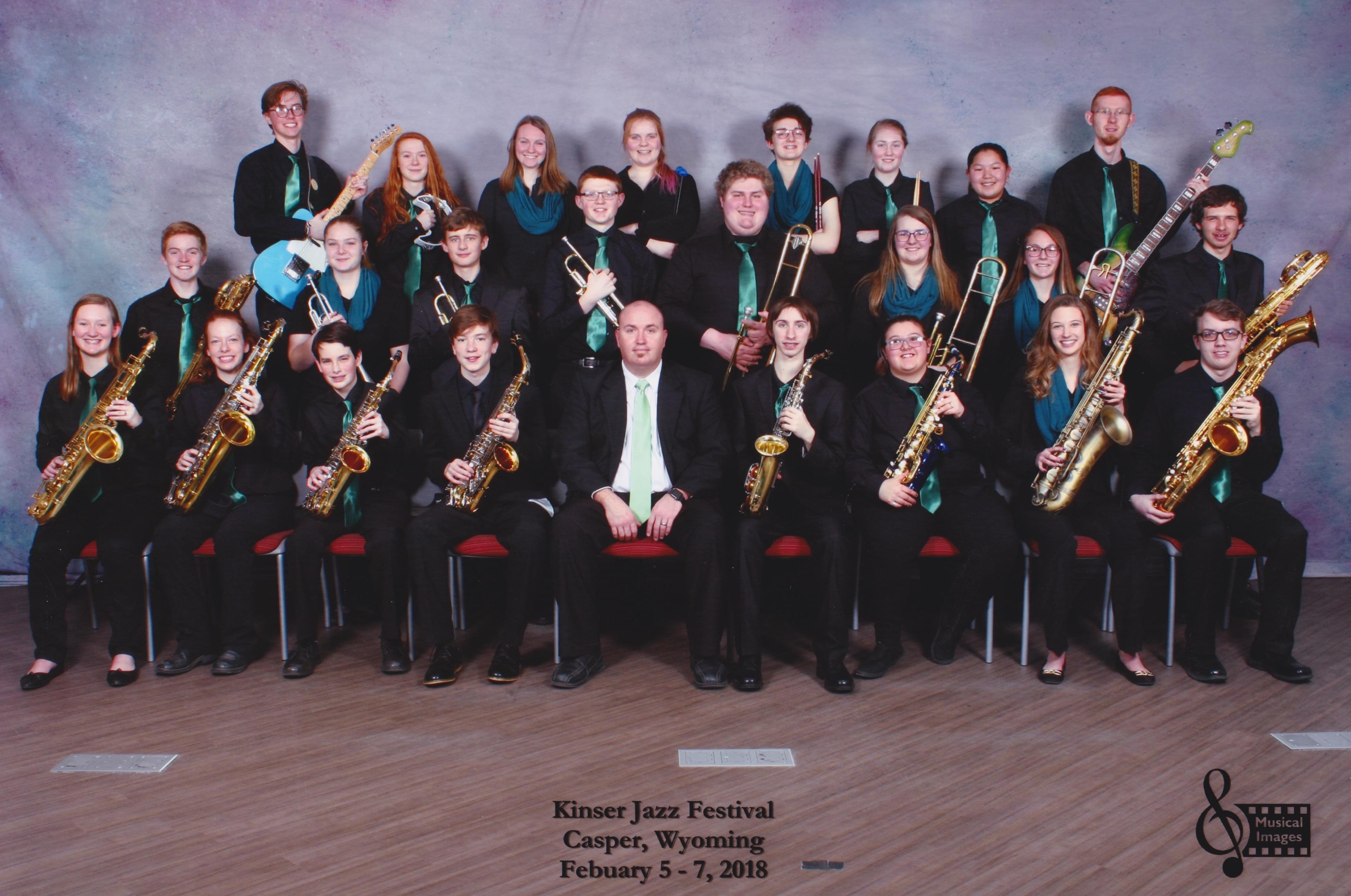 KW Jazz Band 2 2018