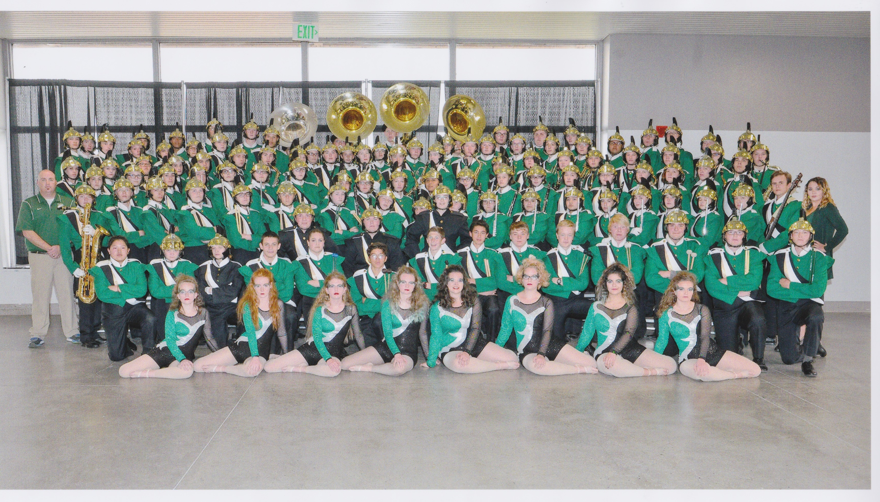 KW Marching Band 2017