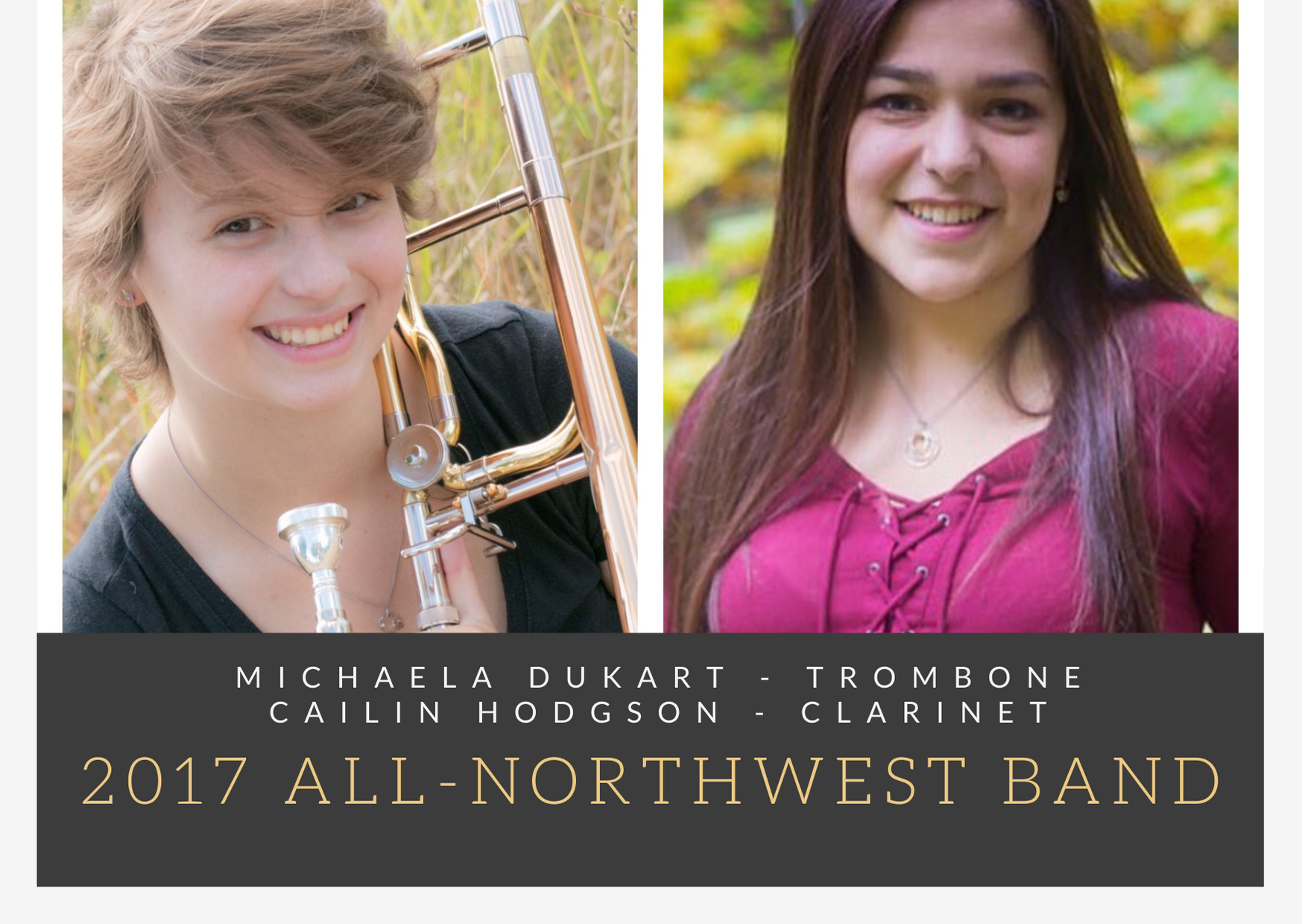 2017 All-NW Band