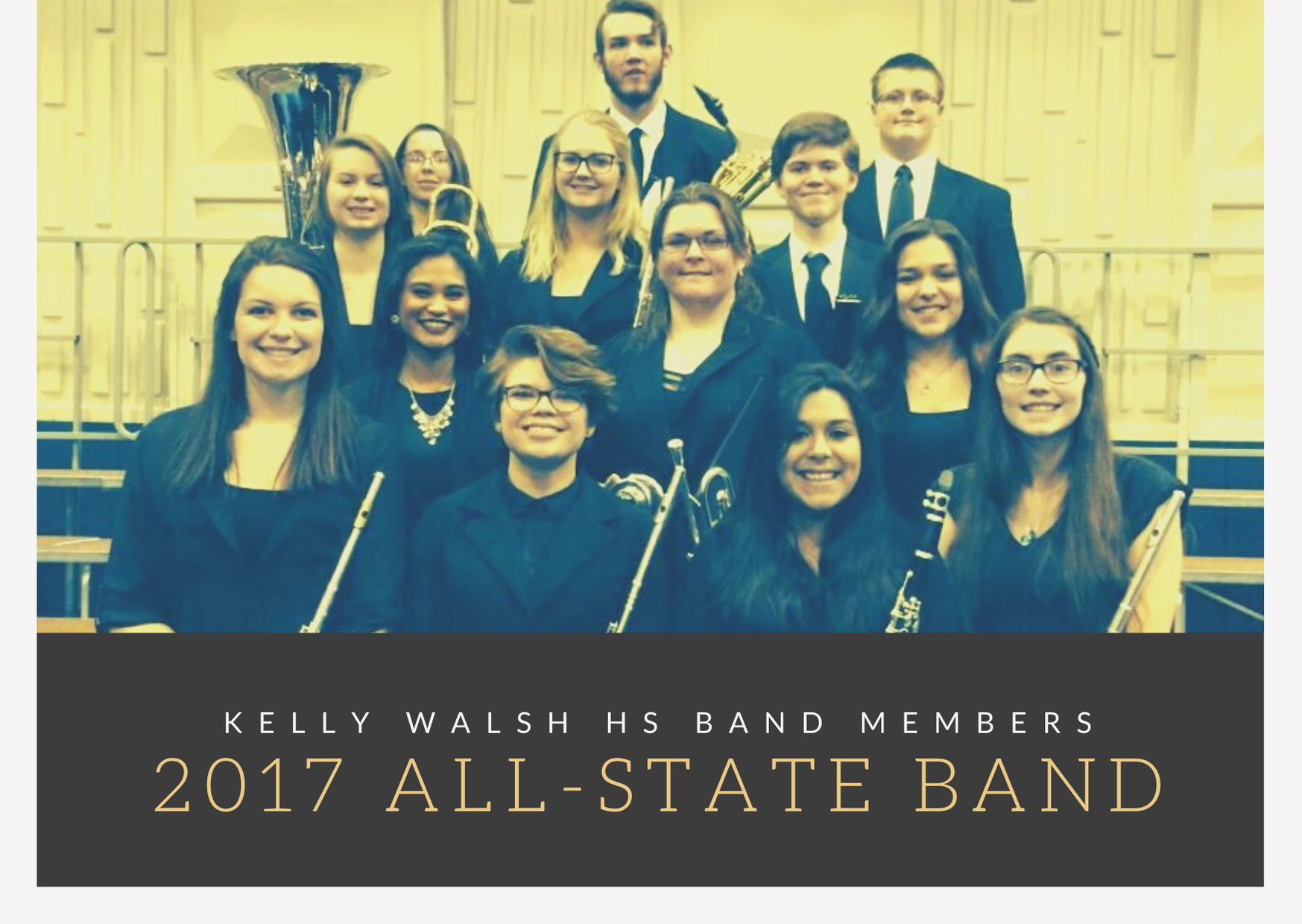 2017 All-State Band